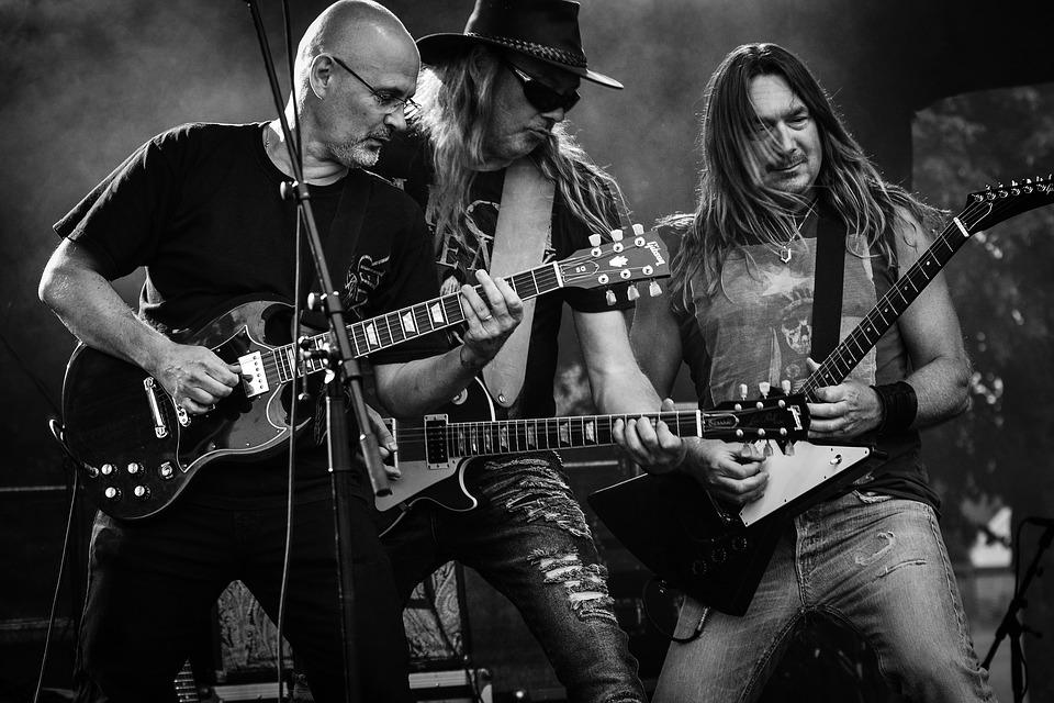 Muzyka rockowa – najważniejsze informacje