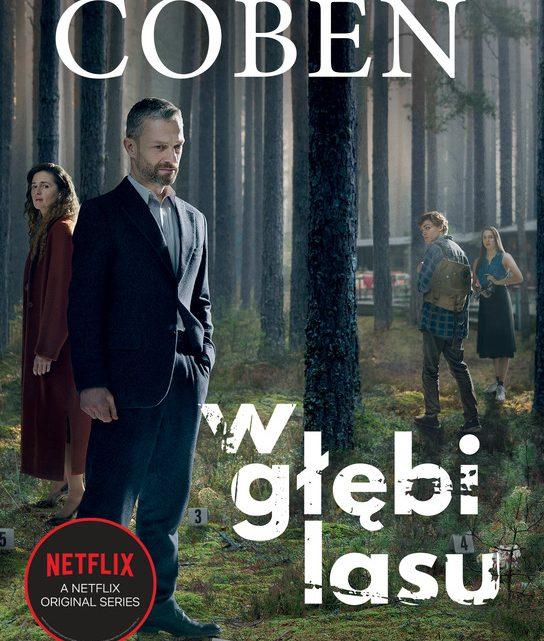 """Harlan Coben """"W głębi lasu"""" audiobook"""